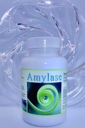 Amylase tablets