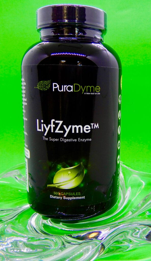 The Super Digestive Enzyme