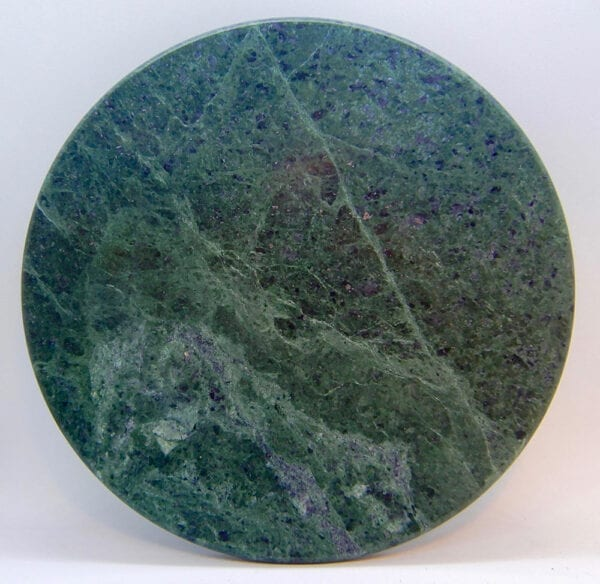 """ZERO POINT FREQUENCY 8"""" PLATE – GREEN"""